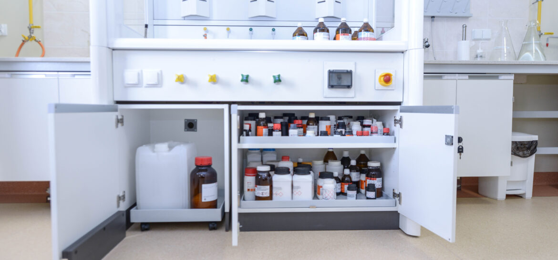 dygestorium laboratoryjne